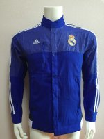 Real Madrid 2015-16 Blue Jacket