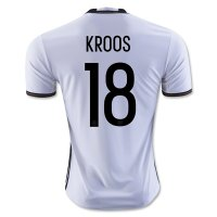 Germany 2016 KROOS #18 Home Soccer Jersey