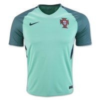 Portugal 2016 Euro Away Soccer Jersey