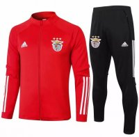 Benfica 20/21 Tracksuits Training Jacket Red and Pants