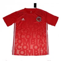 Colombia 2017 Red Training Shirt
