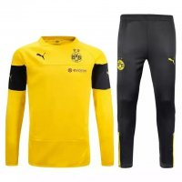 Borussia Dortmund 2015-16 Yellow Sweater With Pants