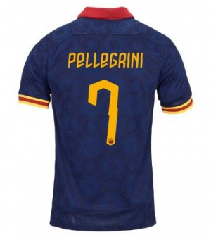 PELLEGRINI #7 AS Roma 19/20 3rd Away Soccer Jersey