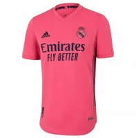 Real Madrid 20/21 Away Soccer Jersey Authentic