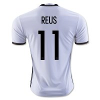 Germany 2016 REUS #11 Home Soccer Jersey