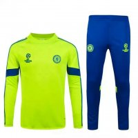 Chelsea 2015-16 Fluorescent Green Sweater With Pants