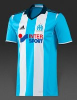Olympique Marseille 16/17 Third Soccer Jersey