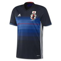 Japan 2016 Home Soccer Jersey