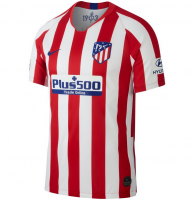 Atletico Madrid 19/20 Home Soccer Jersey Shirt