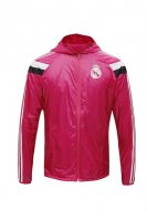 Real Madrid 14/15 Windbreak Red With Hat