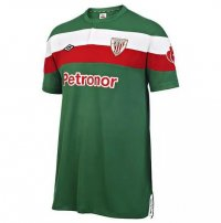 Retro Athletic Bilbao 2011/12 Away Soccer Jersey