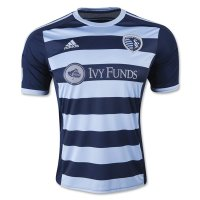 Sporting Kansas City 2015-16 Away Soccer Jersey