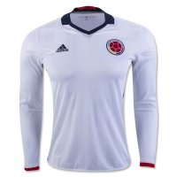 Colombia 2016 LS Home Soccer Jersey