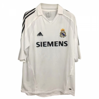 Real Madrid 05/06 Home Retro Soccer Jersey Shirt