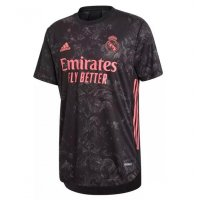 Real Madrid 20/21 3rd Away Soccer Jersey Authentic