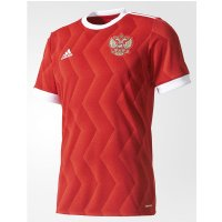 Russia 2017 Home Soccer Jersey