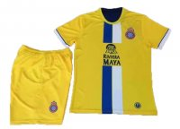 18/19 Kids Espanyol 3rd Away Soccer Kit(Shirt+Shorts)