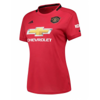 Manchester United 19/20 Home Women Soccer Jersey Shirt