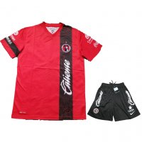 13-14 Club Tijuana Home Red Jersey Kit(Shirt+Short)