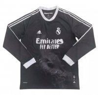 Real Madrid 20/21 Human Race Long Sleeve Soccer Jersey