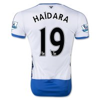 Newcastle United 2015-16 HAIDARA #19 Home Soccer Jersey