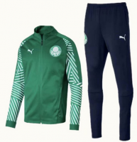 Palmeiras 19/20 Green Training Suits Jacket Top with Pants