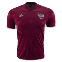 Russia Euro 2016 Home Soccer Jersey
