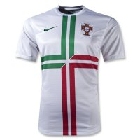 2012 Portugal Away Jersey Shirt