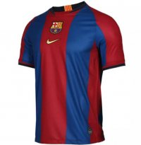 Retro Barcelona 1998 Home Soccer Jersey Man