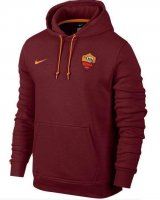 AS Roma 2015-16 Red Hoodies