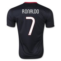 2015/16 Portugal RONALDO #7 Away Soccer Jersey