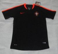 Portugal 2016 Black Training Shirt