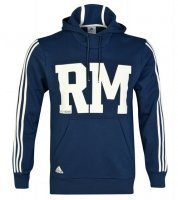 Real Madrid 14/15 Navy Hoody Sweater