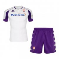 20/21 Kids Fiorentina Away Youth Soccer Kits
