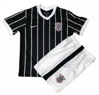 20/21 Kids SC Corinthians Away Soccer Kits
