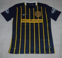 Rosario Central 2016/17 Home Soccer Jersey