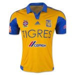 Tigres 2015-16 Home Soccer Jersey