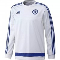 Chelsea 2015-16 White Sweater