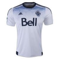 Vancouver Whitecaps FC 2015-16 Home Soccer Jersey