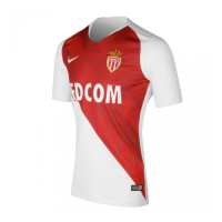 AS Monaco FC 18/19 Home Soccer Jersey Shirt