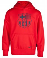13-14 Barcelona Red Hoody Sweater