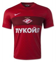 Fans Version Spartak Moscow 14/15 Home Soccer Jersey