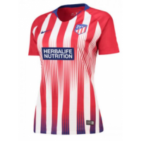 Atletico Madrid 18/19 Women's Home Soccer Jersey Shirt