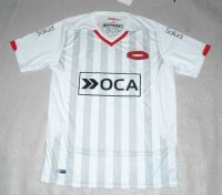 CA Independiente 14/15 White Away Soccer Jersey