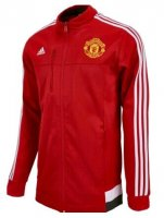 Manchester United 2015-16 Red Training Jacket