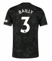 Bailly 3 Manchester United 19/20 3rd Away Soccer Jersey