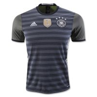 Germany Euro 2016 Away Soccer Jersey