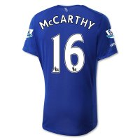 Everton 2015-16 McCARTHY #16 Home Soccer Jersey
