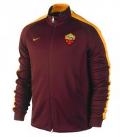 As Roma FC 14/15 Red N98 Jacket