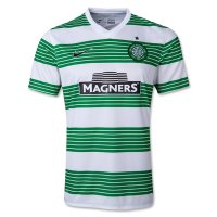 13-14 Celtic Home Jersey Shirt